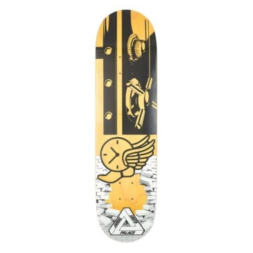 "Palace Skateboards Jamal Pro S19 8.1"" Skateboard Deck"