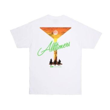 Alltimers 3 Amigos T-Shirt White