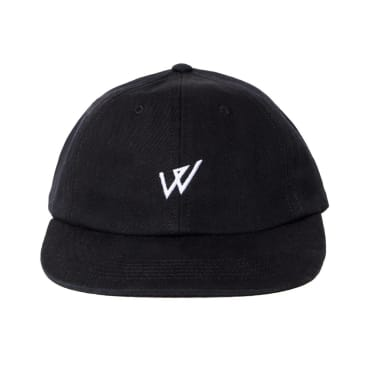 Wayward Skateboards Walphy Sports Cap - Black