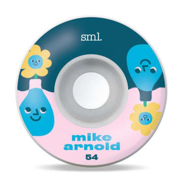 "Sml Wheels Mike Arnold ""Toonies"" Wheels 54mm"