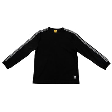 WKND Flip The Script L-S T-Shirt - Black