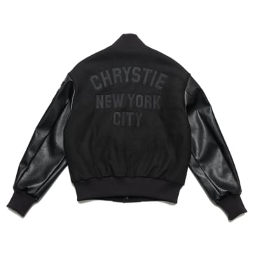 Chrystie NYC - Team Chrystie Varsity Jacket