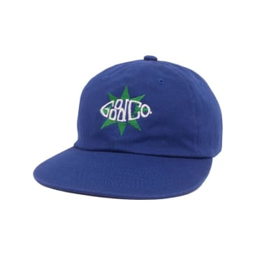 The Good Company - Rays Strapback - Royal/Multicolour