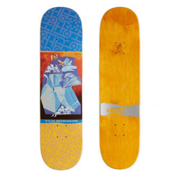 Habitat Skateboards - Imaginary Beings 2 Flo Deck - 8.125""