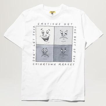 Chinatown Market Emotions Tee (White)