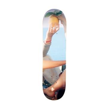 "Isle Skateboards - Isle - Jenna Westra Artist Series Sylvain Tognelli deck - 8.375"""