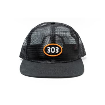 303 Boards - Oval Trucker Hat (Assorted Colors)
