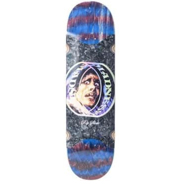 Madness Prism Ring Slick Skateboard Deck - 8.62""