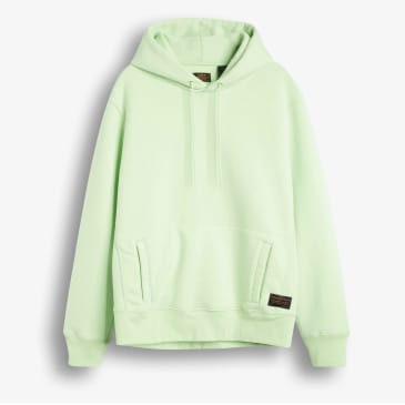 Levi's Skateboarding - Levi's Skateboarding Skate Pullover Hoodie | Paradise Green