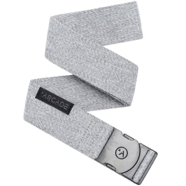 Arcade Belts - Arcade Foundation Belt | Heather Grey