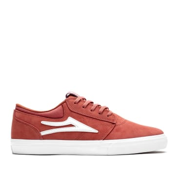Lakai Griffin Suede Skate Shoes - Spice
