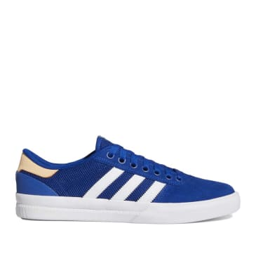 adidas Skateboarding Lucas Premiere Shoes - Collegiate Royal / Cloud White / Glow Orange