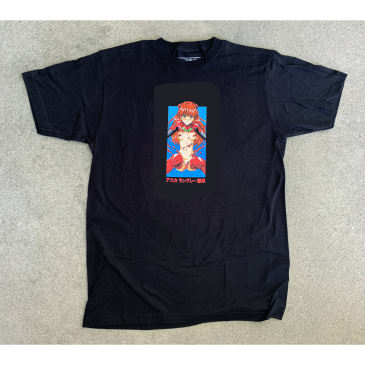 Hook Ups Jk Industries Asuka T-Shirt - Black