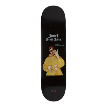 """Sour Solution Josef Two Words Deck 8.5"""""""
