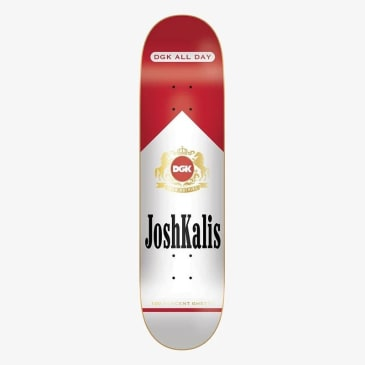 DGK Ashes To Ashes Kalis Deck (7.75)