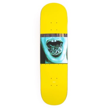 WKND Christian Maalouf Body Parts Skateboard Deck - 8""