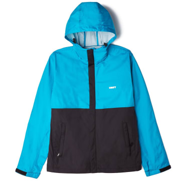Obey Global Jacket Sea Breeze