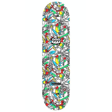 Evisen Skateboards Jyotai Jazz Skateboard Deck - 8.125