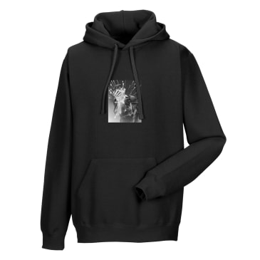 The National Skateboard Co. Cain Hoodie - Black