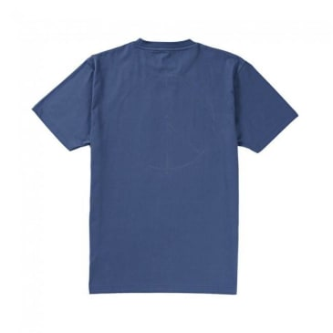 Polar Skate Co. Stroke T-shirt - Dirty Blue