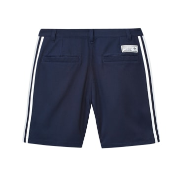 Adidas Chino Shorts - Legend Ink/White