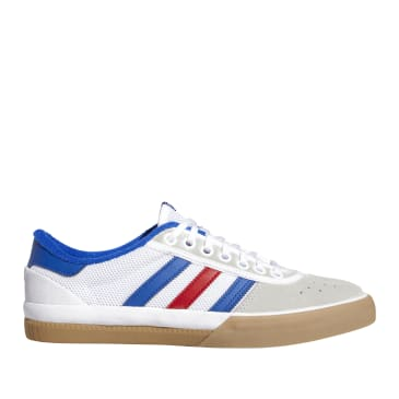 adidas Skateboarding Lucas Premiere Shoes - FTWR White / Collegiate Royal / Crystal White