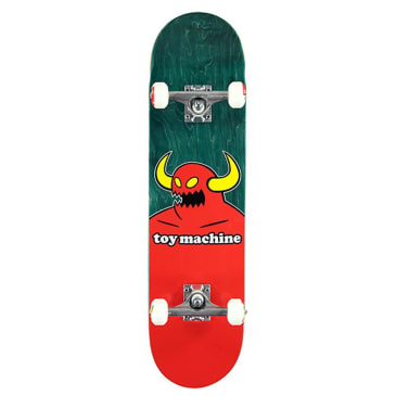 Toy Machine Monster Complete Skateboard - 8.00