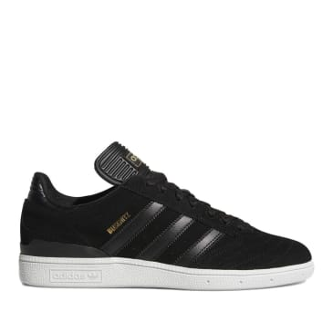 adidas Skateboarding Busenitz Pro Shoes - Core Black / Core Black / FTWR White