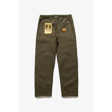 Service Works - Classic Chef Pants - Olive