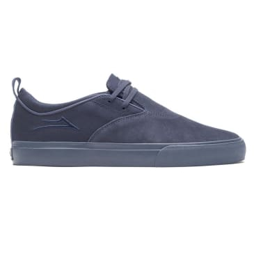 Lakai Riley 2 Suede Skate Shoes - Navy / Navy
