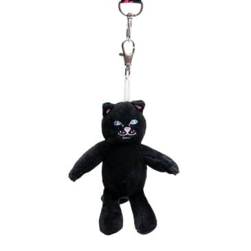 Ripndip Lord Jermal Plush Keychain - Black
