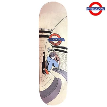 "Underground x Henry Jones ""Walls"" Deck"
