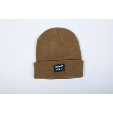 Theories Beanie Moluch Coyote Brown