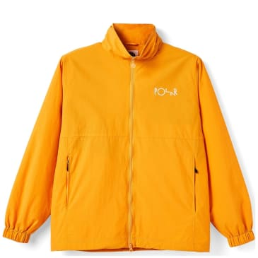 Polar Skate Co Coach Jacket - Yellow
