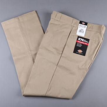 Dickies 'Original 874' Work Pant (Khaki)