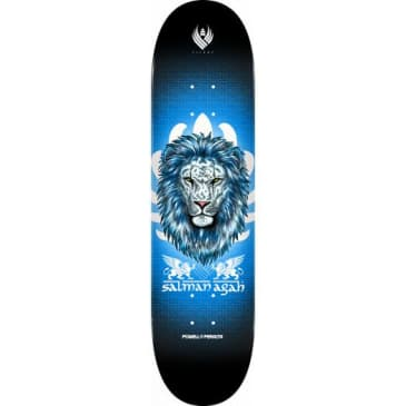 Powell Peralta Agah Lion 3 Pro Flight Deck 8.0