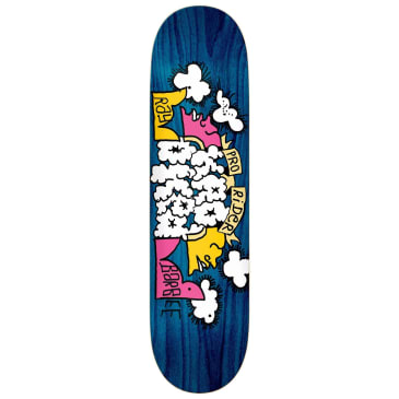 Krooked Barbee clouds Deck 8.25