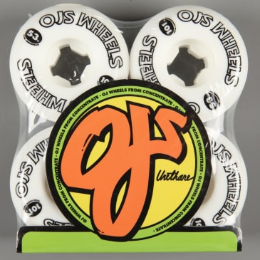 OJ 'Hardline From Concentrate' 53mm 101a Wheels