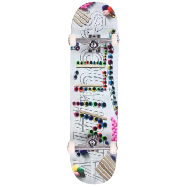 Alltimers Crafts Will Standard Complete Skateboard 8.25
