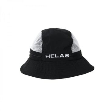Helas Bobby Bucket Hat - Black