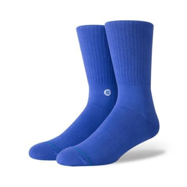 Stance Icon Socks - Royal