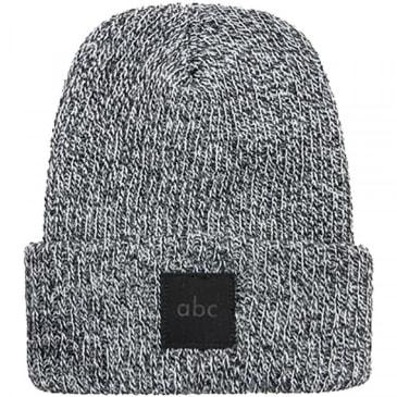 abc Hat Co Cuff Beanie - Grey