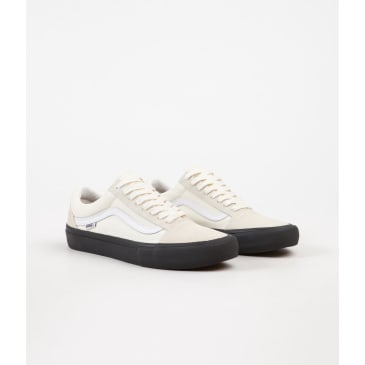 Vans Old Skool Pro Classic White/Black 11.5 and 12