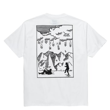 Polar Skate Co Plus T-Shirt - White