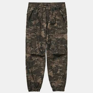 Carhartt WIP - Cargo Jogger - Camo Combie Rinsed