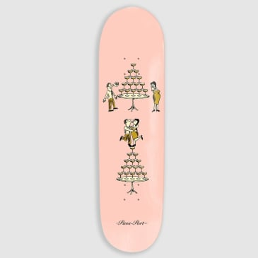 "PASS~PORT ""LOVE TOWER"" CHAMPERS SERIES DECK"