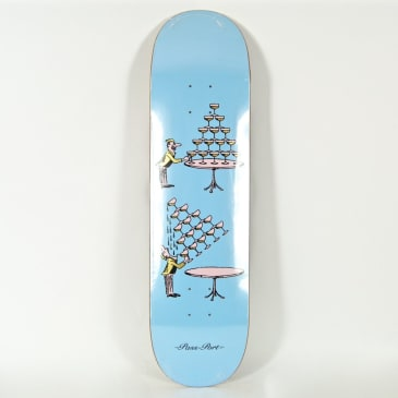 "Pass Port Skateboards - 8.125"" Waterfall Champers Deck"