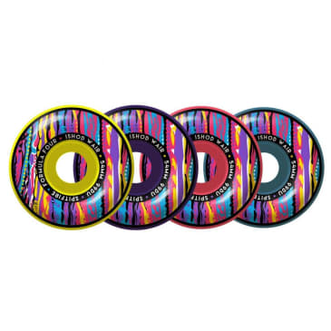 Spitfire Wheels - Spitfire Formula Four Classic Juicy Mashup Ishod Wair Skateboard Wheels | 54mm