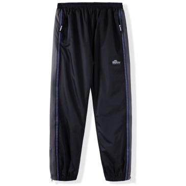 Butter Goods Cold Front Tracksuit Pants - Black