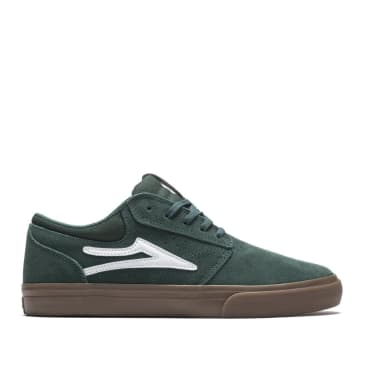 Lakai Griffin Suede Skate Shoes - Pine / Gum